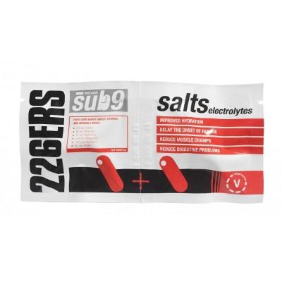 Comprar Isotónicos y Sales 226ERS - SUB9 SALTS DUPLO - 1 DUPLO 2 CAPSULAS marca 226ERS. Precio 1,00€
