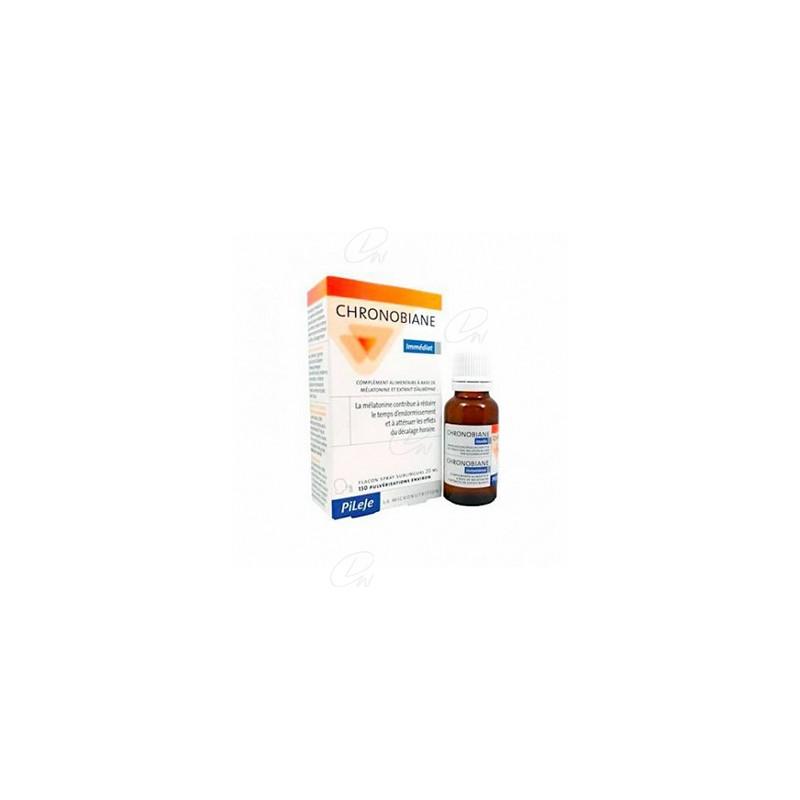 Comprar Complemento Nutricional CHRONOBIANE INSTANTANEO 20ML EXP:1/22 marca . Precio 9,80€