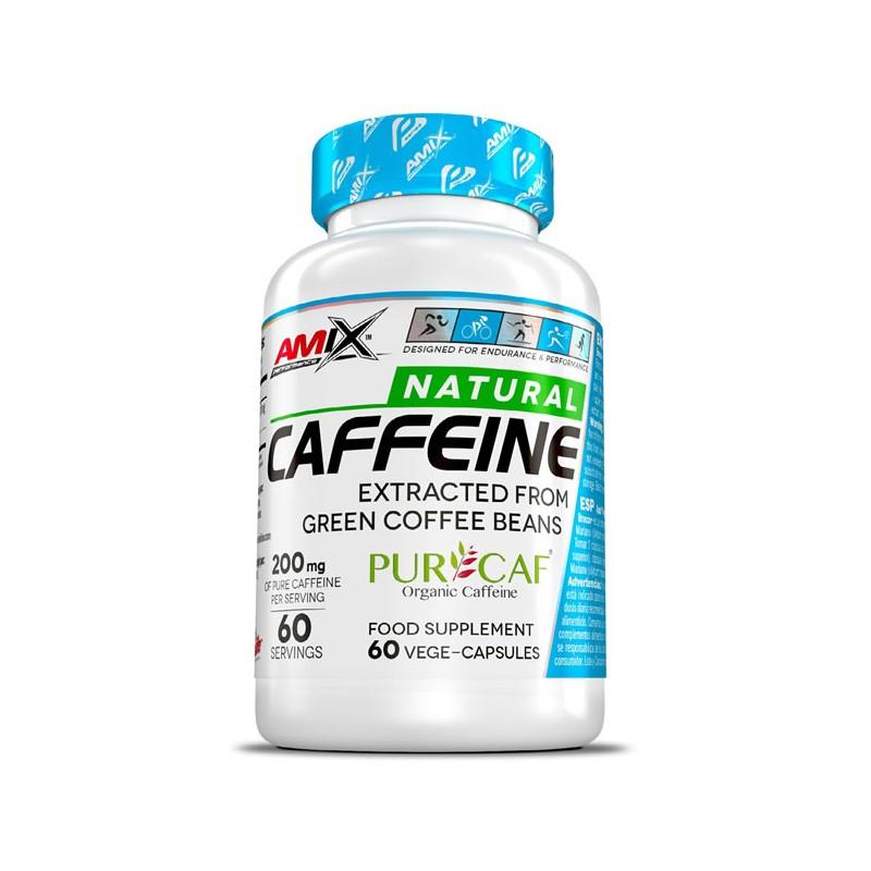 Comprar Pre-Entrenos AMIX PERFORMANCE NATURAL CAFFEINE 60CAPS marca Amix ® Nutrition. Precio 21,90€