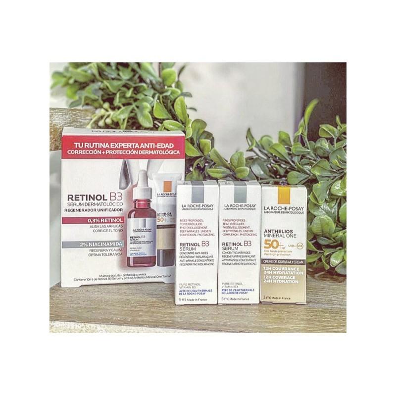 Comprar Ampollas (REGALO) RUTINA EXPERTA ANTIEDAD marca LA ROCHE POSAY. Precio 15,00€