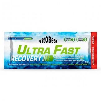 Comprar Post-Entrenos VITOBEST - ULTRA FAST RECOVERY 1X50GR marca VitOBest. Precio 2,07€