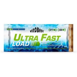 Comprar Bebidas Deportivas VITOBEST - ULTRA FAST LOAD 1X50GR marca VitOBest. Precio 2,75€