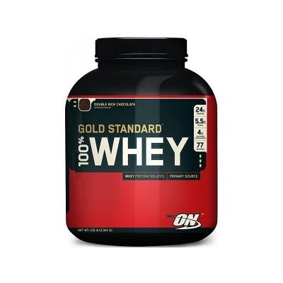 Comprar Aislado de Proteína OPTIMUM NUTRITION - 100% WHEY GOLD STANDARD 2.2 KG marca Optimum Nutrition. Precio 54,99€