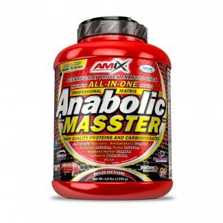Comprar Proteínas Secuenciales AMIX - ANABOLIC MASSTER 2,2 KG marca Amix ® Nutrition. Precio 64,50€