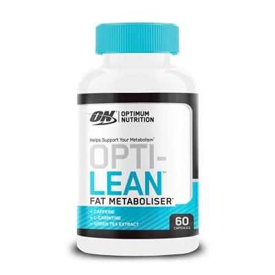 Comprar Reductores Con Estimulantes OPTIMUM NUTRITION - OPTI-LEAN FAT METABOLISER 60 CAPS marca Optimum Nutrition. Precio 25,...