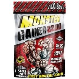 Comprar Hidratos de Carbono VITOBEST - MONSTER GAINER 2200 1.5 KG marca VitOBest. Precio 14,90€