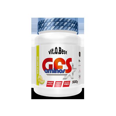 Comprar Aminoácidos Esenciales VITOBEST - GFS AMINOS 500 GR marca VitOBest. Precio 41,90€