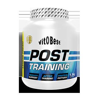 Comprar Post-Entrenos VITOBEST - POST TRAINING - POST-ENTRENO 1,5KG marca VitOBest. Precio 50,91€