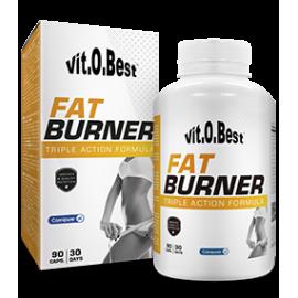 Comprar Quemadores Termogénicos VITOBEST - FAT BURNER TRIPLE ACCIÓN marca VitOBest. Precio 12,99€
