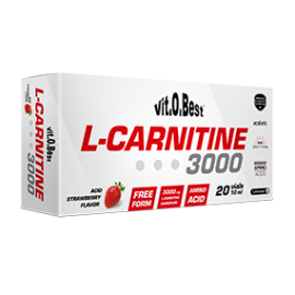 Comprar Reductores Sin Estimulantes VITOBEST - L-CARNITINE 3000 mg 20 viales *10 ml marca VitOBest. Precio 16,99€