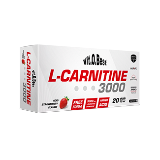 Comprar Reductores Sin Estimulantes VITOBEST - L-CARNITINE 3000 mg 20 viales * 60 ml marca VitOBest. Precio 17,90€
