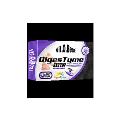 Comprar Detox & Depur VITOBEST - DIGESTYME COMPLEJO MULTIENZIMATICO 60 CAPS marca VitOBest. Precio 14,90€