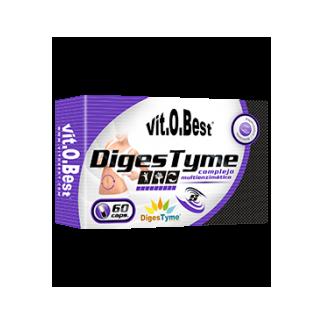 Comprar Detox & Depur VITOBEST - DIGESTYME COMPLEJO MULTIENZIMATICO 60 CAPS marca VitOBest. Precio 13,90€