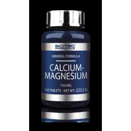 Comprar Colágeno y Articulaciones SCITEC ESSENTIALS - CALCIO + MAGNESIO marca Scitec Nutrition. Precio 6,33€