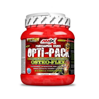 Comprar Colágeno y Articulaciones AMIX - OPTIPACK OSTEO FLEX - PROTECTOR ARTICULAR 30 BOLSAS marca Amix ® Nutrition. Precio 3...
