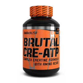 Comprar Creatina BIOTECHUSA - BRUTAL CRE-ATP marca BioTechUSA. Precio 22,41€