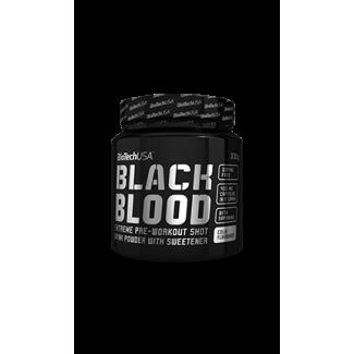 Comprar Pre-Entrenos BIOTECHUSA - BLACK BLOOD - PRE-ENTRENO 300 GR marca BioTechUSA. Precio 34,90€