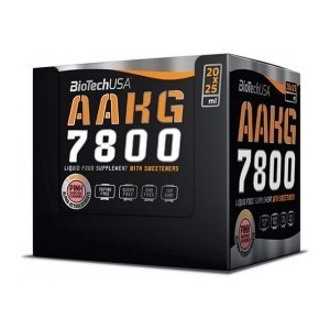 Comprar Pre-Entrenos BIOTECHUSA - AAKG 7800 - PRE-ENTRENO marca BioTechUSA. Precio 2,30€