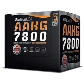 Comprar Pre-Entrenos BIOTECHUSA - AAKG 7800 - PRE-ENTRENO 20 VIALES * 25 ML marca BioTechUSA. Precio 35,82€