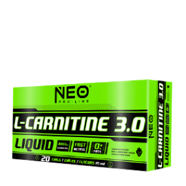 Comprar Reductores Sin Estimulantes VITOBEST NEO - L-CARNITINE 3.0 marca Vit.O.Best - NEO Pro Line. Precio 13,20€