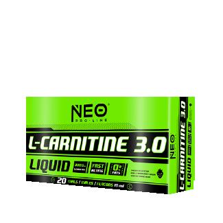Comprar Reductores Sin Estimulantes VITOBEST NEO - L-CARNITINE 3.0 - 20 VIALES * 10 ML marca Vit.O.Best - NEO Pro Line. Preci...