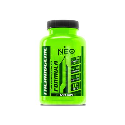 Comprar Quemadores Termogénicos VITOBEST NEO - THERMOGENIC 120 CAPS marca Vit.O.Best - NEO Pro Line. Precio 17,90€