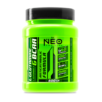 Comprar Glutamina + BCAA´S VITOBEST NEO - L-GLUTAMINE + BCAA 600 GR marca Vit.O.Best - NEO Pro Line. Precio 19,90€