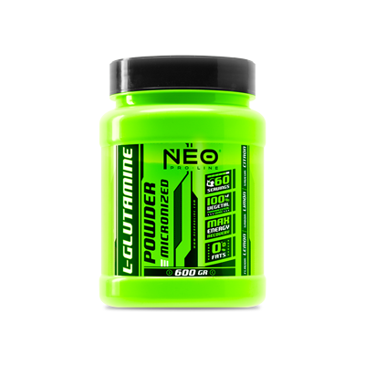 Comprar Glutamina VITOBEST NEO - L-GLUTAMINE POWDER - L-GLUTAMINA 600GR marca Vit.O.Best - NEO Pro Line. Precio 20,35€