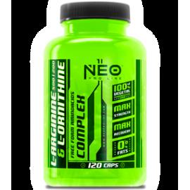 Comprar Aminoácidos Esenciales VITOBEST NEO - L-ARGININE & L-ORNITHINE marca Vit.O.Best - NEO Pro Line. Precio 14,35€