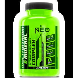Comprar Vitaminas VITOBEST - NEO - MULTI VITAMIN & MINERAL - MULTIVITAMINICO marca Vit.O.Best - NEO Pro Line. Precio 11,90€