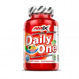 Comprar Vitaminas AMIX - DAILY ONE - MULTIVITAMINICO marca Amix™ Nutrition. Precio 17,20€