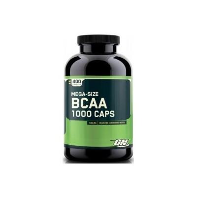 Comprar BCAA´S OPTIMUM NUTRITION - BCAA 1000 400 CAPS marca Optimum Nutrition. Precio 36,89€