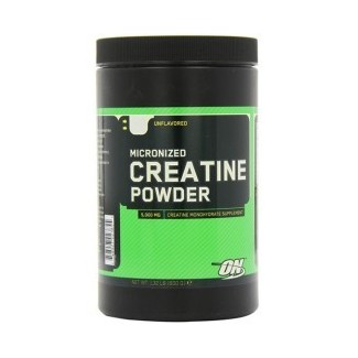 Comprar Creatina OPTIMUM NUTRITION - CREATINA POWDER 600 GR marca Optimum Nutrition. Precio 21,90 €