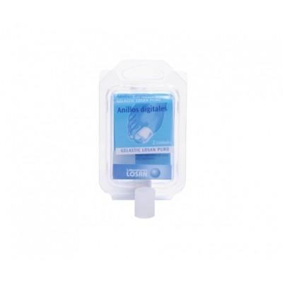 Comprar Salud Articular y Ortopedia ANILLO DIGITAL SOPORTE GELASTIC marca LABORATORIOS LOSAN. Precio 4,30€