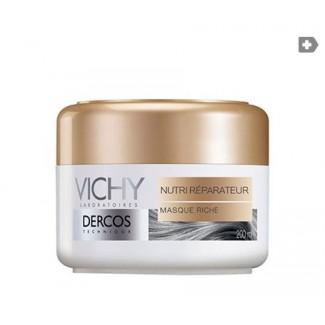 Comprar Corporal DERCOS MASCARILLA NUTRI REPARADOR 200ML marca VICHY. Precio 16,89€