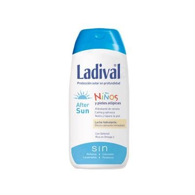 Comprar Infantil LADIVAL NIÑOS AFTER SUN LECHE 200ML marca LADIVAL. Precio 11,74€