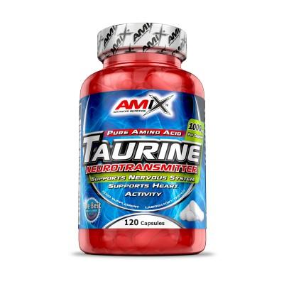 Comprar Pre-Entrenos AMIX - TAURINE - TAURINA 120 CAPS marca Amix ® Nutrition. Precio 23,90€