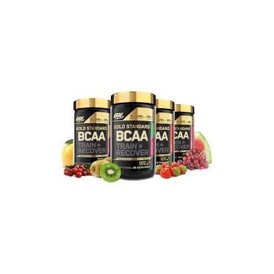 Comprar BCAA´S OPTIMUM NUTRITION - BCAA TRAIN + SUSTAIN 266 GR marca Optimum Nutrition. Precio 26,71 €