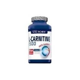 Comprar Reductores Sin Estimulantes VICTORY - L-CARNITINE 1500 marca Victory. Precio 17,45€