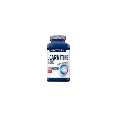 Comprar Reductores Sin Estimulantes VICTORY - L-CARNITINE 1500 marca Victory. Precio 19,49€