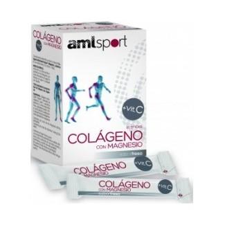 Comprar Colágeno y Articulaciones ANA MARIA LAJUSTICIA - AML SPORT - COLAGENO + MAGNESIO VIT C STICK FRESA marca Ana Maria La...