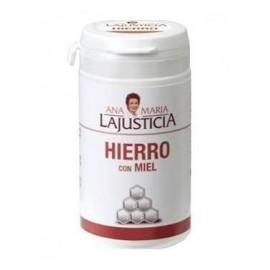 Comprar Vitaminas ANA MARIA LAJUSTICIA - HIERRO CON MIEL marca Ana Maria Lajusticia. Precio 6,15€