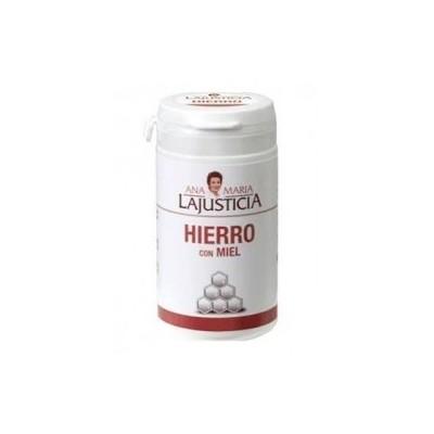 Comprar Vitaminas ANA MARIA LAJUSTICIA - HIERRO CON MIEL 135 GR marca Ana Maria Lajusticia. Precio 6,15€
