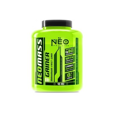 Comprar Hidratos de Carbono VITOBEST NEO - NEOMASS GAINER 4KG marca Vit.O.Best - NEO Pro Line. Precio 38,90€