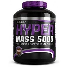 Comprar Hidratos de Carbono BIOTECHUSA - HYPER MASS 5000 marca BioTechUSA. Precio 29,61€
