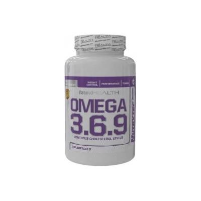 Comprar Vitaminas NUTRYTEC - NATURAL HEALTH - OMEGA 3.6.9 100 PERLAS marca Nutrytec. Precio 12,16€
