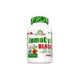 Comprar Vitaminas AMIX GREENDAY - HOMOCYS BLOCK - AJO NEGRO 90CAPS marca Amix ® Nutrition. Precio 16,90€