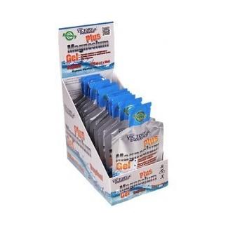 Comprar Geles Recuperadores VICTORY ENDURANCE - MAGNESIUM PLUS GEL 12 GELES * 35 ML marca Victory Endurance. Precio 13,80€