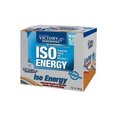 Comprar Isotónicos y Sales VICTORY ENDURANCE - ISO ENERGY 16 SOBRES * 30 GR marca Victory Endurance. Precio 23,84€