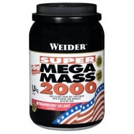 Comprar Hidratos de Carbono WEIDER - MEGA MASS 2000 marca Weider. Precio 25,99€